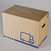 Box IKEA ETENE 3d model