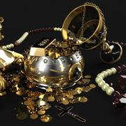 Mücevher 3d model