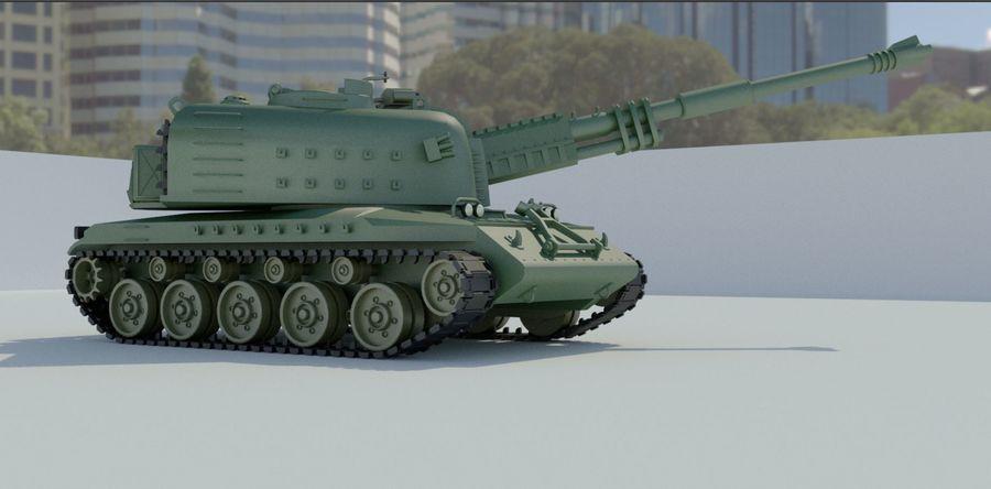 Artillery royalty-free 3d model - Preview no. 10