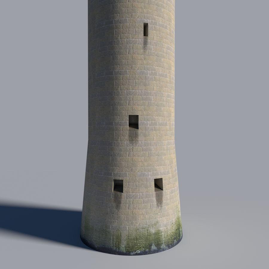 城堡塔 royalty-free 3d model - Preview no. 5