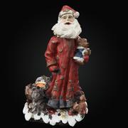 Santa Claus PBR A-version 3d model