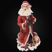 Santa Claus PBR version B 3d model