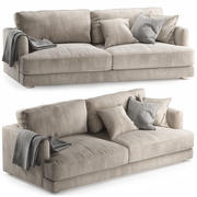 Haven soffa 3d model