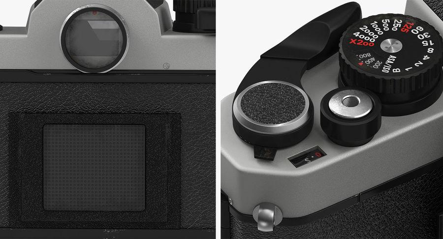 레트로 전자 제품 3D 모델 컬렉션 2 royalty-free 3d model - Preview no. 40