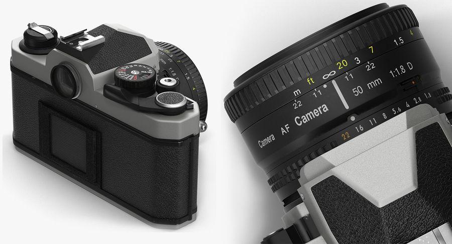 레트로 전자 제품 3D 모델 컬렉션 2 royalty-free 3d model - Preview no. 39