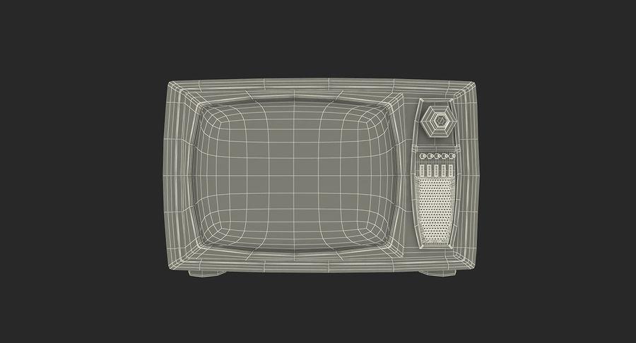 레트로 전자 제품 3D 모델 컬렉션 2 royalty-free 3d model - Preview no. 49