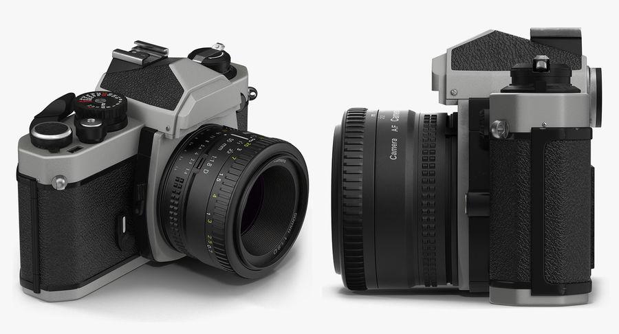 레트로 전자 제품 3D 모델 컬렉션 2 royalty-free 3d model - Preview no. 38