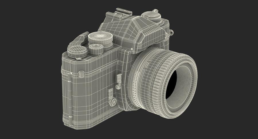 레트로 전자 제품 3D 모델 컬렉션 2 royalty-free 3d model - Preview no. 50