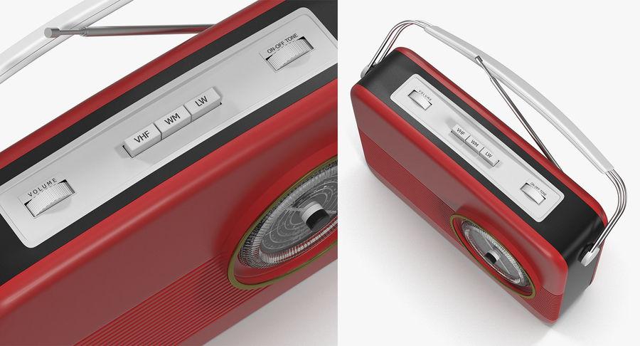 레트로 전자 제품 3D 모델 컬렉션 2 royalty-free 3d model - Preview no. 23