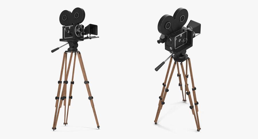 레트로 전자 제품 3D 모델 컬렉션 2 royalty-free 3d model - Preview no. 24