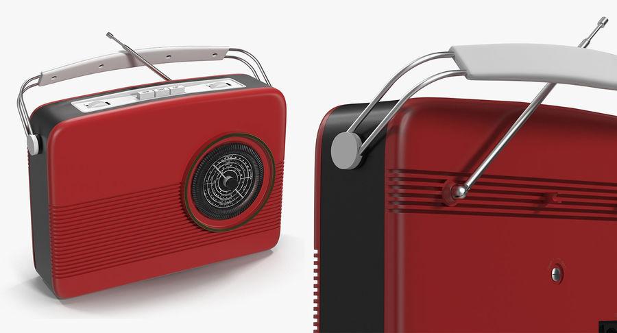 레트로 전자 제품 3D 모델 컬렉션 2 royalty-free 3d model - Preview no. 22