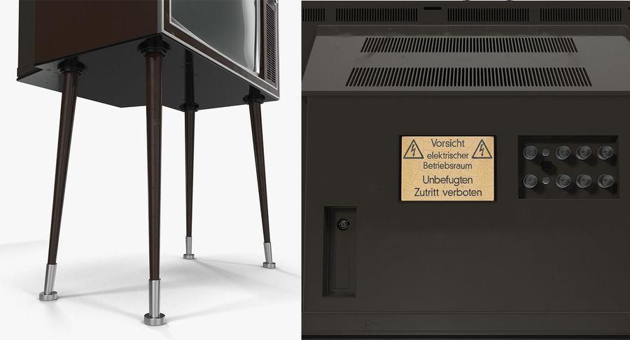 레트로 전자 제품 3D 모델 컬렉션 2 royalty-free 3d model - Preview no. 30