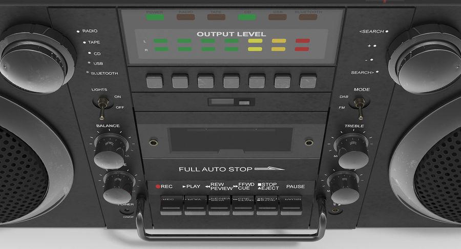 레트로 전자 제품 3D 모델 컬렉션 2 royalty-free 3d model - Preview no. 7