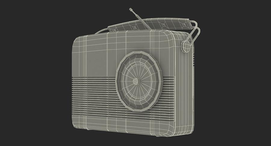 레트로 전자 제품 3D 모델 컬렉션 2 royalty-free 3d model - Preview no. 44