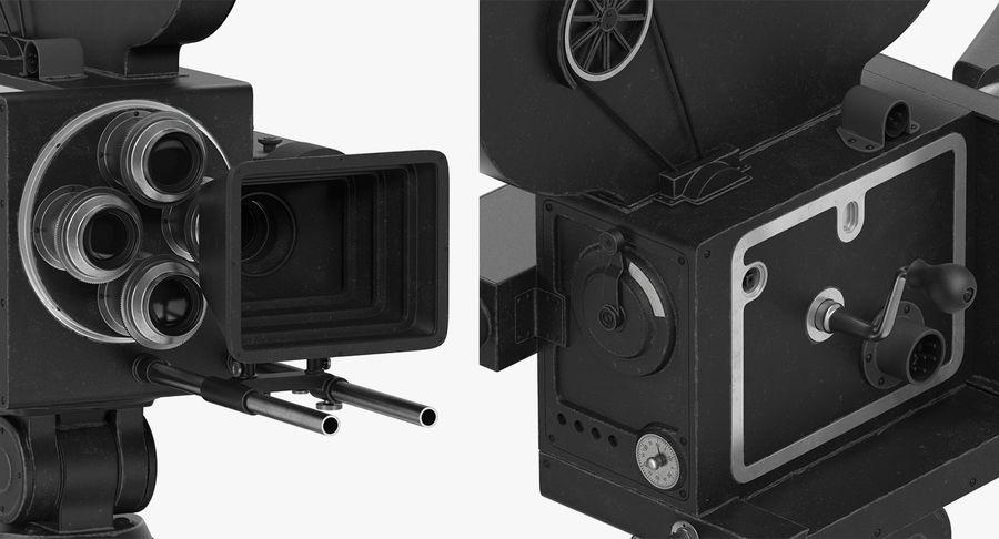 레트로 전자 제품 3D 모델 컬렉션 2 royalty-free 3d model - Preview no. 27