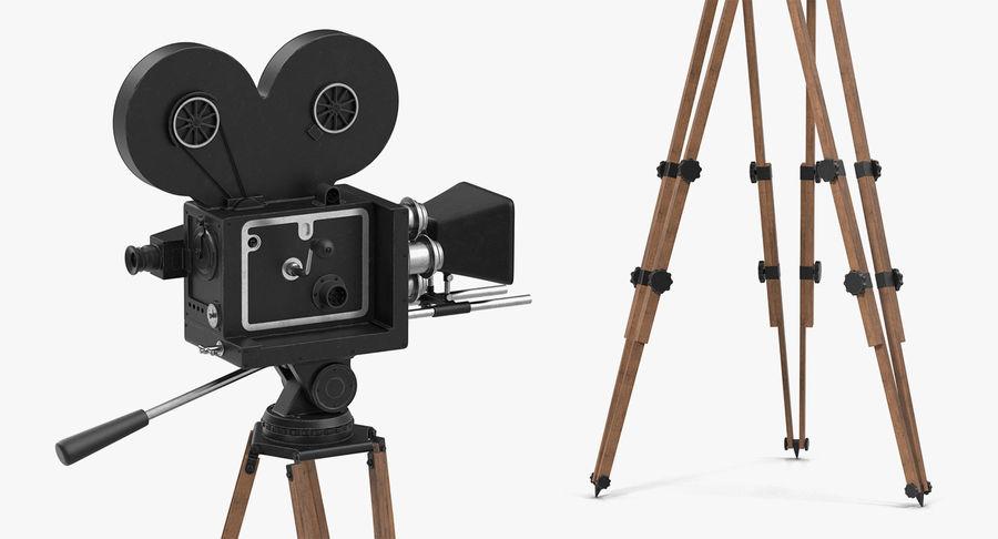 레트로 전자 제품 3D 모델 컬렉션 2 royalty-free 3d model - Preview no. 25