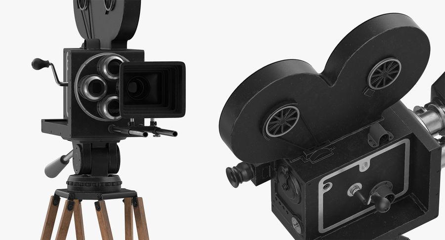 레트로 전자 제품 3D 모델 컬렉션 2 royalty-free 3d model - Preview no. 26