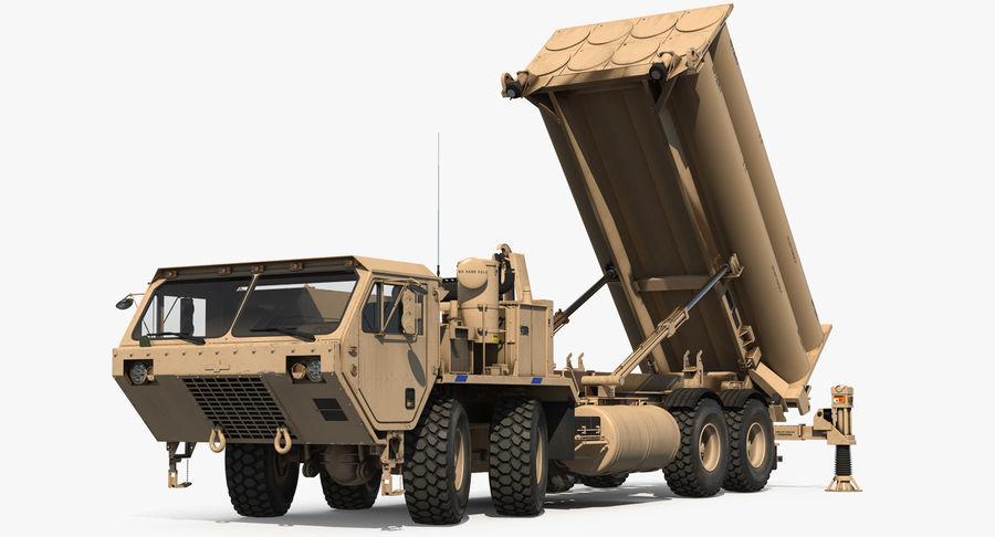 Askeri Roketatar Araçları Arma 3D Model Koleksiyonu royalty-free 3d model - Preview no. 39
