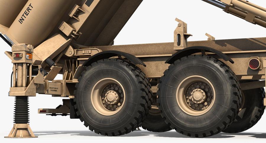 Askeri Roketatar Araçları Arma 3D Model Koleksiyonu royalty-free 3d model - Preview no. 42