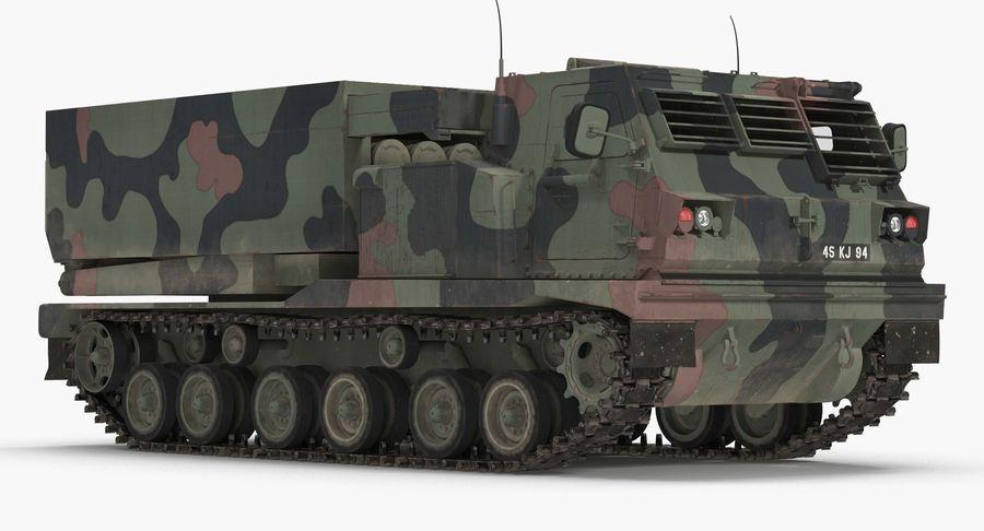Askeri Roketatar Araçları Arma 3D Model Koleksiyonu royalty-free 3d model - Preview no. 50