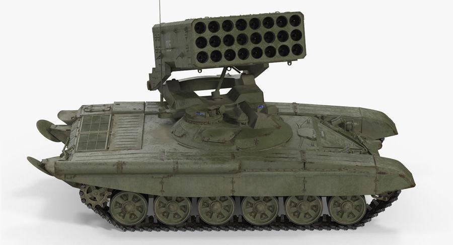 Askeri Roketatar Araçları Arma 3D Model Koleksiyonu royalty-free 3d model - Preview no. 62