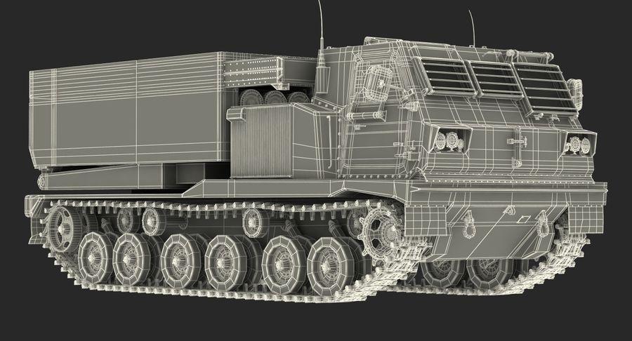 Askeri Roketatar Araçları Arma 3D Model Koleksiyonu royalty-free 3d model - Preview no. 74