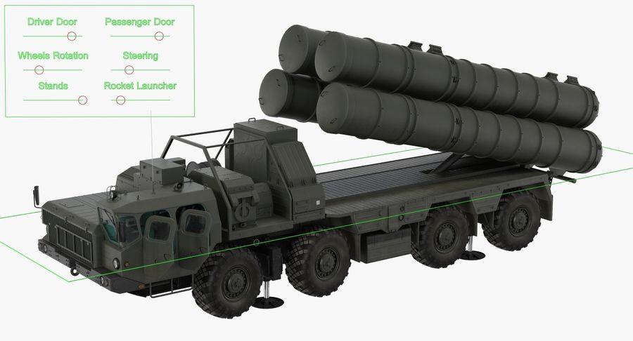 Askeri Roketatar Araçları Arma 3D Model Koleksiyonu royalty-free 3d model - Preview no. 26