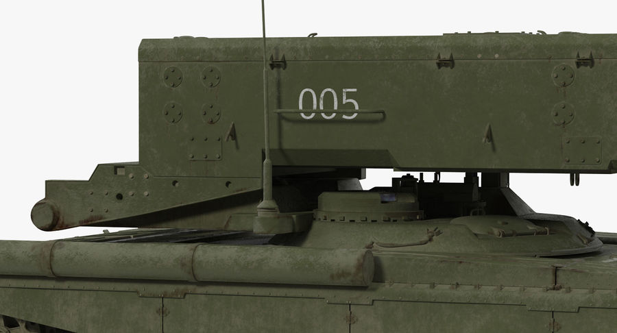 Askeri Roketatar Araçları Arma 3D Model Koleksiyonu royalty-free 3d model - Preview no. 65