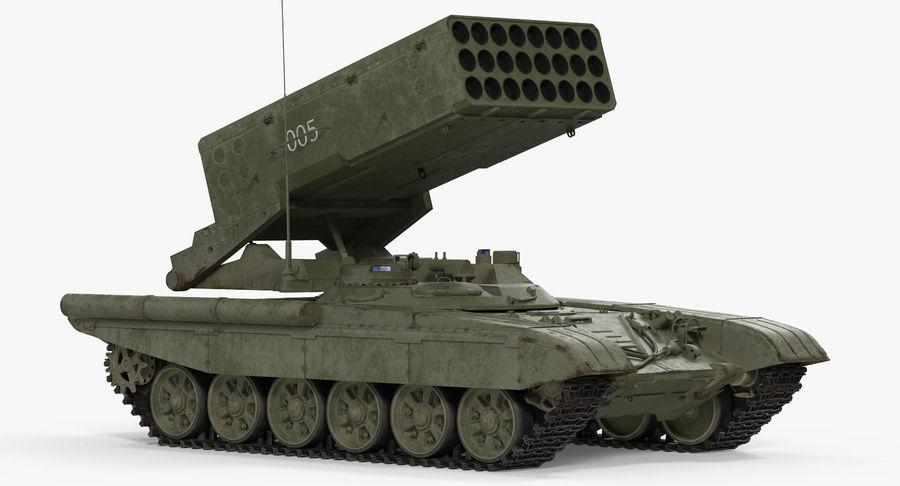 Askeri Roketatar Araçları Arma 3D Model Koleksiyonu royalty-free 3d model - Preview no. 56