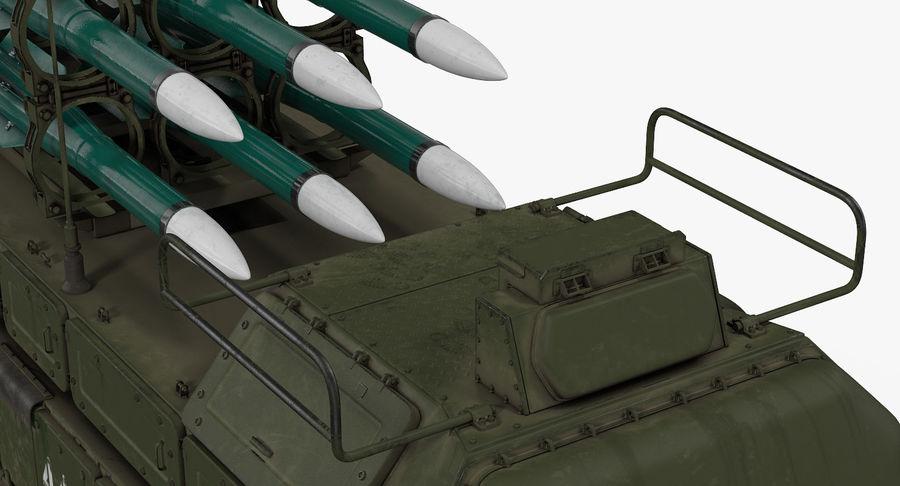Askeri Roketatar Araçları Arma 3D Model Koleksiyonu royalty-free 3d model - Preview no. 11