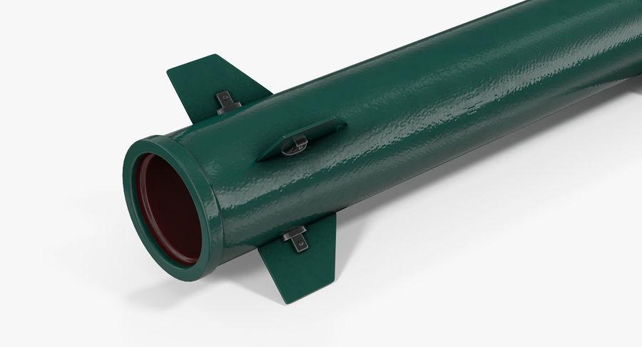 Askeri Roketatar Araçları Arma 3D Model Koleksiyonu royalty-free 3d model - Preview no. 13