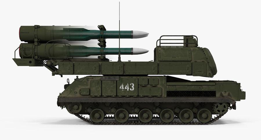 Askeri Roketatar Araçları Arma 3D Model Koleksiyonu royalty-free 3d model - Preview no. 5