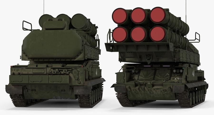 Askeri Roketatar Araçları Arma 3D Model Koleksiyonu royalty-free 3d model - Preview no. 7