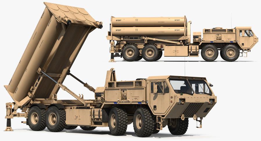 Askeri Roketatar Araçları Arma 3D Model Koleksiyonu royalty-free 3d model - Preview no. 41