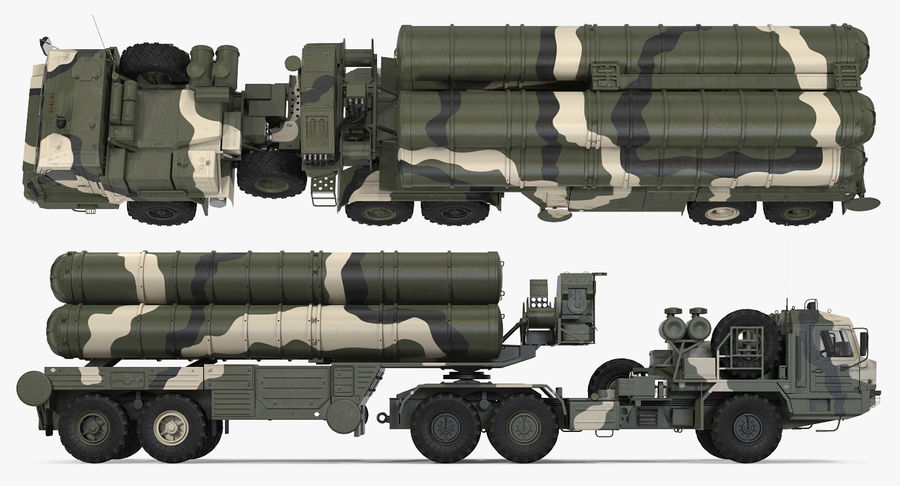Askeri Roketatar Araçları Arma 3D Model Koleksiyonu royalty-free 3d model - Preview no. 38