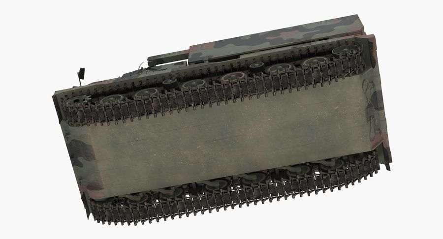 Askeri Roketatar Araçları Arma 3D Model Koleksiyonu royalty-free 3d model - Preview no. 55