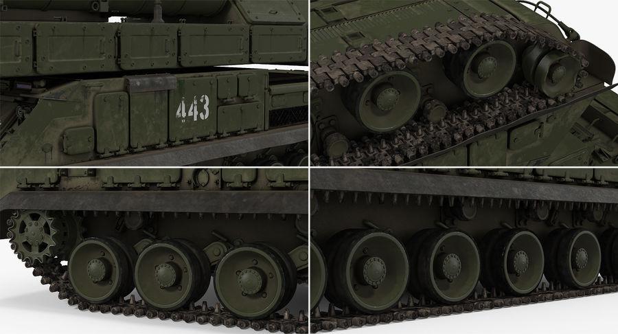 Askeri Roketatar Araçları Arma 3D Model Koleksiyonu royalty-free 3d model - Preview no. 15