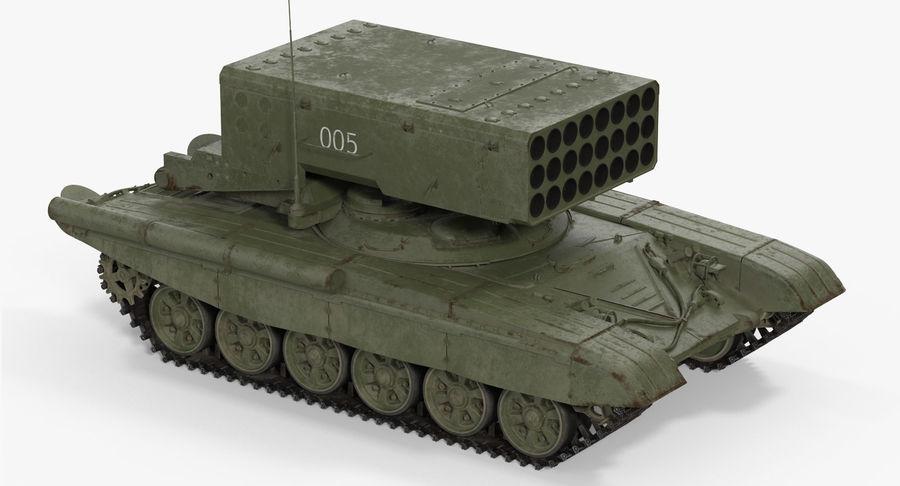 Askeri Roketatar Araçları Arma 3D Model Koleksiyonu royalty-free 3d model - Preview no. 58