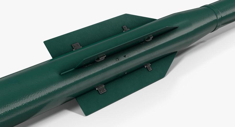 Askeri Roketatar Araçları Arma 3D Model Koleksiyonu royalty-free 3d model - Preview no. 12