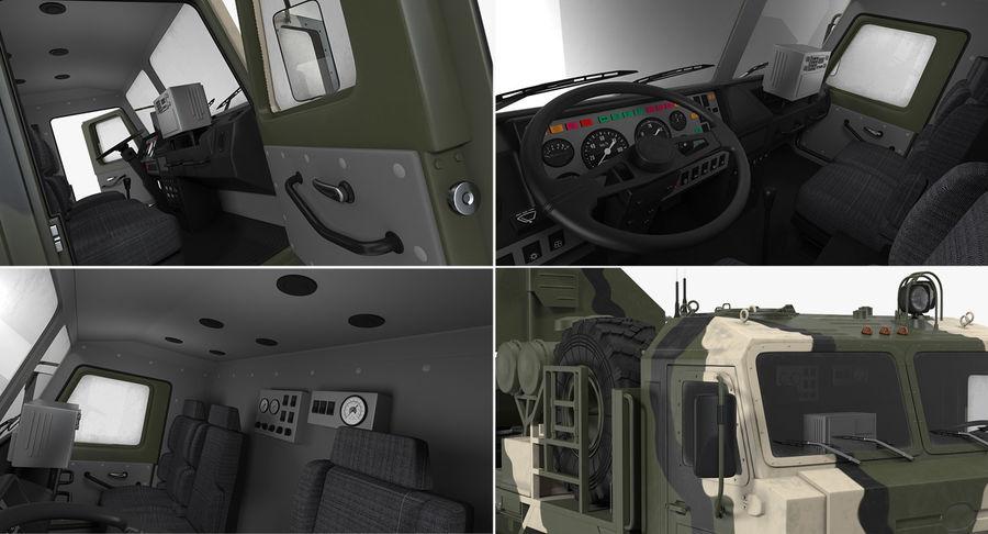 Askeri Roketatar Araçları Arma 3D Model Koleksiyonu royalty-free 3d model - Preview no. 34