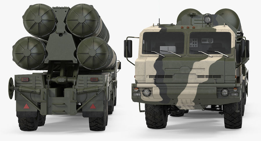 Askeri Roketatar Araçları Arma 3D Model Koleksiyonu royalty-free 3d model - Preview no. 32