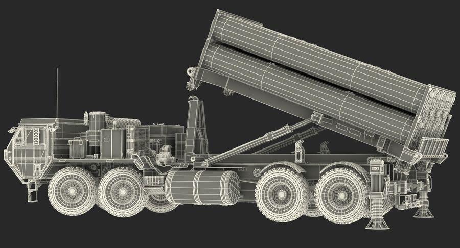 Askeri Roketatar Araçları Arma 3D Model Koleksiyonu royalty-free 3d model - Preview no. 73