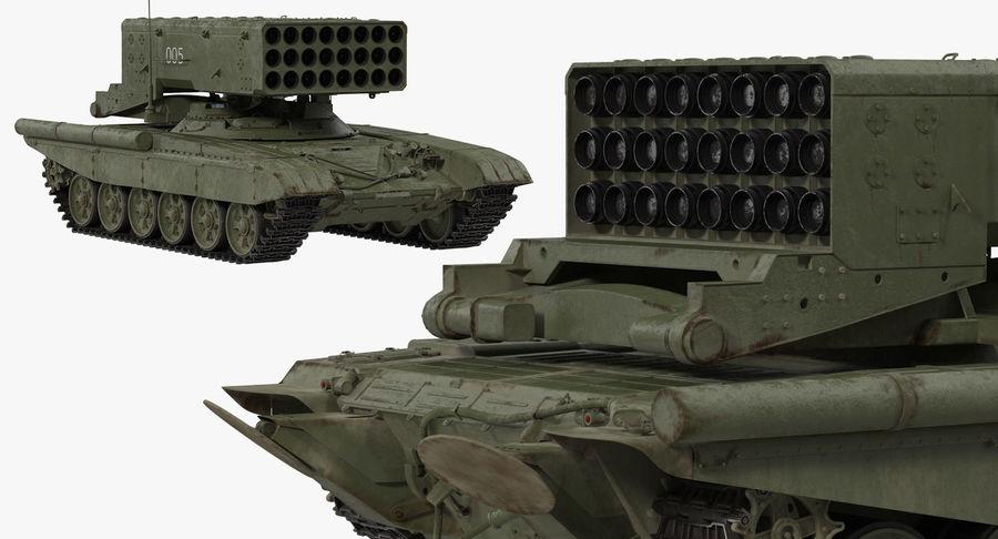Askeri Roketatar Araçları Arma 3D Model Koleksiyonu royalty-free 3d model - Preview no. 63