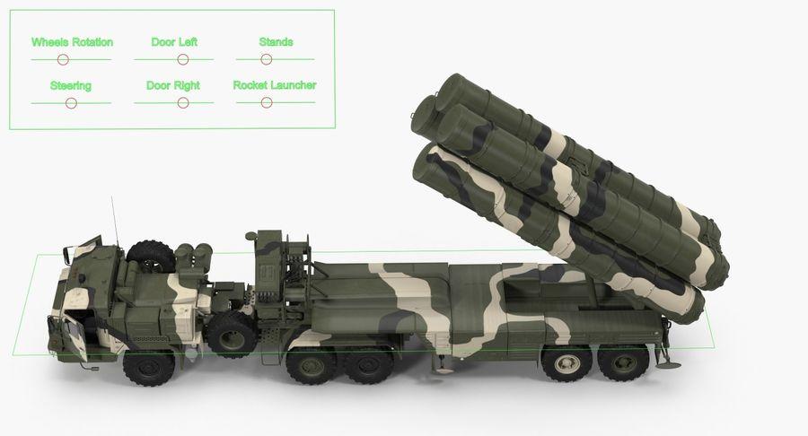Askeri Roketatar Araçları Arma 3D Model Koleksiyonu royalty-free 3d model - Preview no. 37