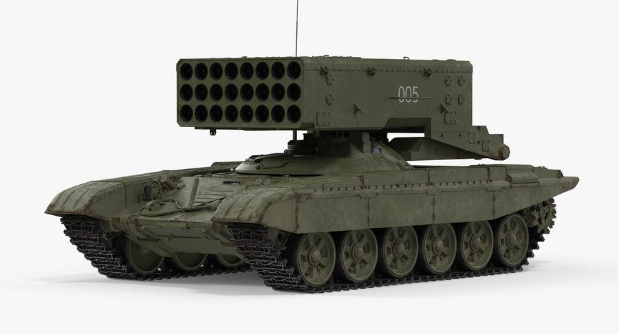 Askeri Roketatar Araçları Arma 3D Model Koleksiyonu royalty-free 3d model - Preview no. 57