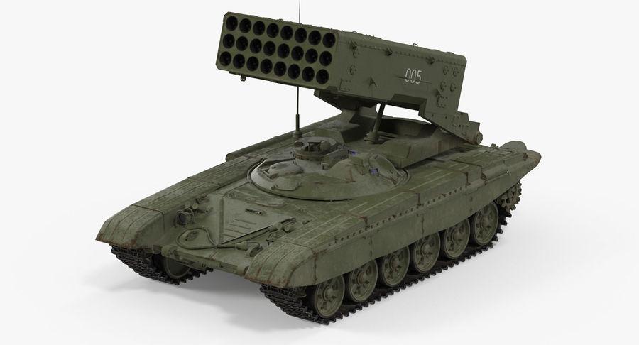 Askeri Roketatar Araçları Arma 3D Model Koleksiyonu royalty-free 3d model - Preview no. 60