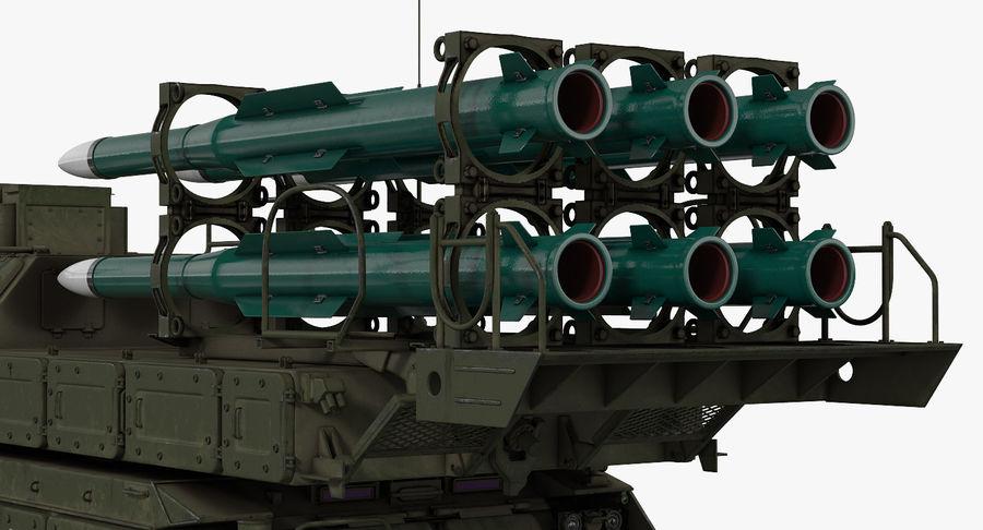 Askeri Roketatar Araçları Arma 3D Model Koleksiyonu royalty-free 3d model - Preview no. 9