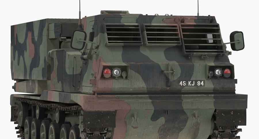 Askeri Roketatar Araçları Arma 3D Model Koleksiyonu royalty-free 3d model - Preview no. 52