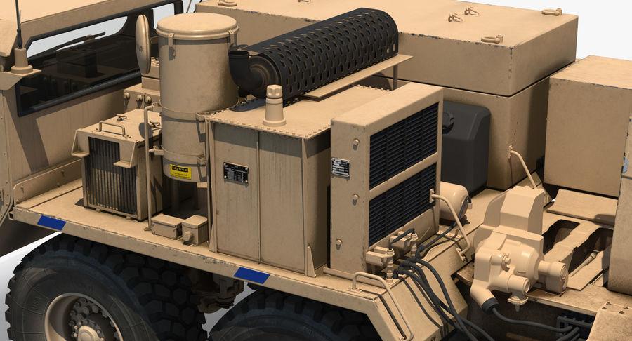 Askeri Roketatar Araçları Arma 3D Model Koleksiyonu royalty-free 3d model - Preview no. 43