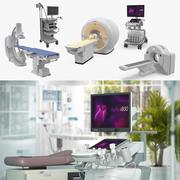Medical Scanners 3D Models Collection 2 3d model